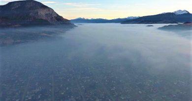 Nueva Mesa de Descontaminación  de Coyhaique debe ocuparse de alta polución y casos COVID-19