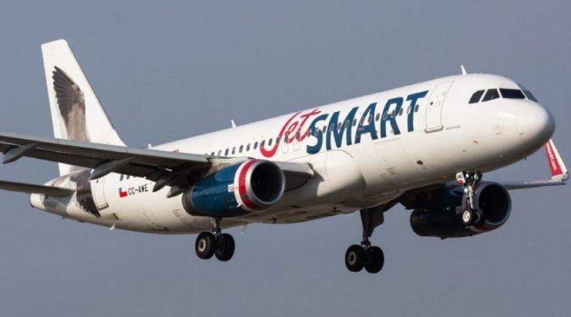 Balmaceda no está entre las 10 rutas que priorizará la aerolínea JetSmart en el país