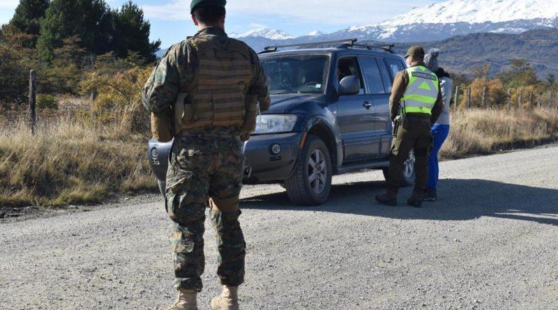 Ejército reitera llamado en Aysén a mantener autocuidado y quedarse en casa en Semana Santa