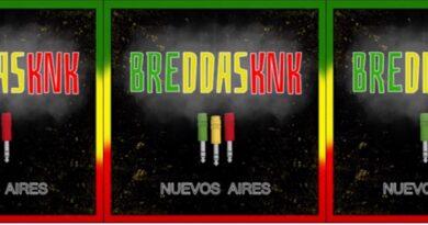 """[AUDIO] Banda Breddansknk lanzó   su primer EP """"Nuevos Aires""""  a través de las plataformas digitales"""