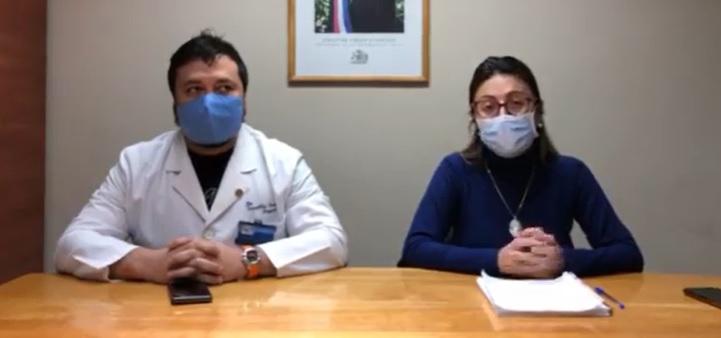 Confirman que funcionario público de Cesfam es nuevo caso positivo de COVID-19 en Coyhaique