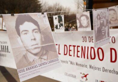 Día Internacional del Detenido Desaparecido: 9 ayseninos siguen sin encontrarse