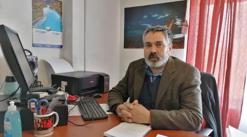 Concejal Erwin Águila confirmó que competirá por la alcaldía de Chile Chico como independiente