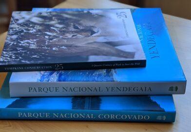 Tompkins Conservation Chile donó libros  a Bibliotecas Públicas de todo el país