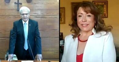 Natalia Rencoret Oliva juró como ministra titular de la Corte de Apelaciones de Coyhaique