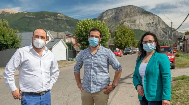 Unidad opositora se cierra en Coyhaique en torno a la candidatura a alcalde de Carlos Gatica
