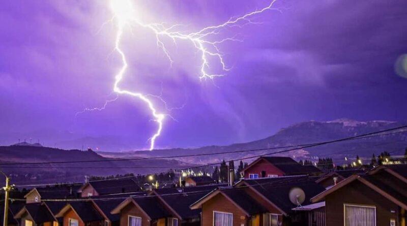 ¿Qué hacer ante una tormenta eléctrica?