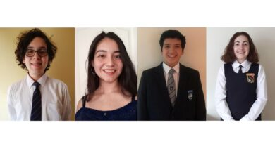 3 de los puntajes regionales PDT son del Liceo San Felipe Benicio y 1 del Colegio Alianza Austral