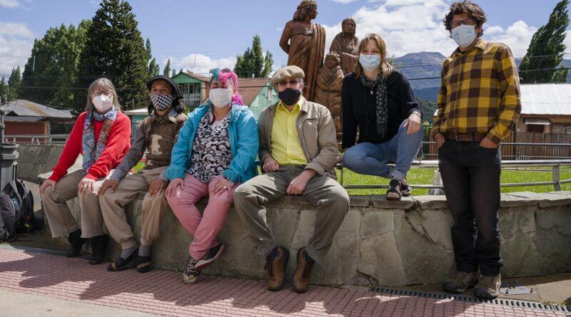 """Candidatos de lista """"A Pulso, por el Buen Vivir"""" iniciaron gira Constituyente al sur de la región"""