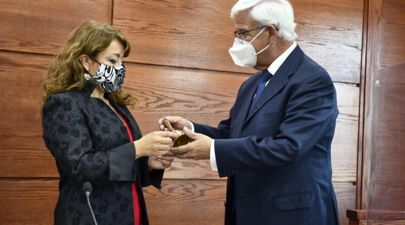 Ministra Natalia Rencoret Oliva asumió presidencia de la Corte de Apelaciones de Coyhaique