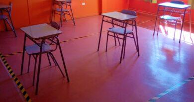 Inicio año escolar en Coyhaique se divide entre clases remotas y modalidad híbrida
