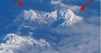 Geólogos de la Universidad de Chile descubren nuevo volcán activo en la Patagonia Aysén