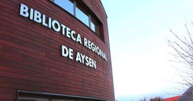 Este martes la Biblioteca Regional de Aysén volverá a abrir sus puertas al público en Coyhaique
