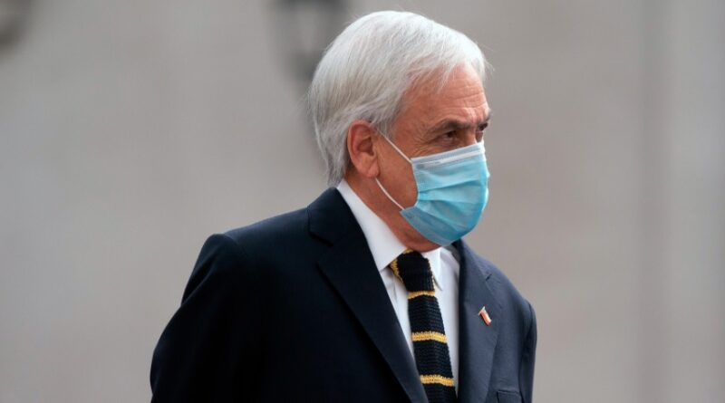 Piñera en su punto más bajo: 9% de aprobación, 82% de rechazo