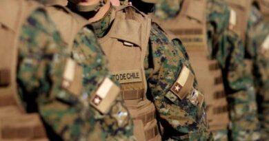 """Brote con 26 casos COVID-19 se detectó en Regimiento """"Las Bandurrias"""" de Coyhaique"""